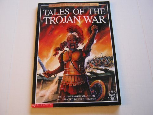 9780439326445: Tales of the Trojan War (Usborne Library of Myths and Legends)