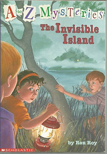 9780439326827: The Invisible Island (A to Z Mysteries)