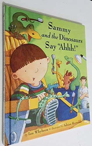 9780439326865: Harry Dinosaurs Say Raah (USA) (Sammy and the Dinosaurs)