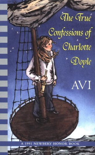 The True Confessions Of Charlotte Doyle (9780439327312) by Avi