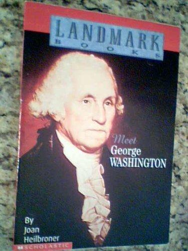 9780439327497: Meet George Washington