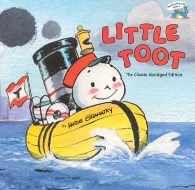 Little Toot, The Classic Abridged Edition (0439327644) by [???]