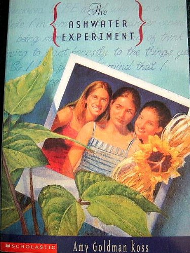 9780439328906: The Ashwater Experiment