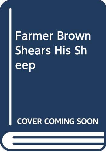 9780439329132: Farmer Brown Shears His Sheep