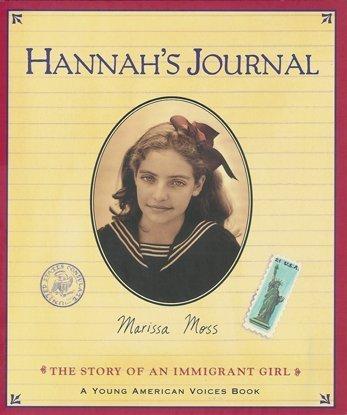 9780439329217: Hannah's Journal