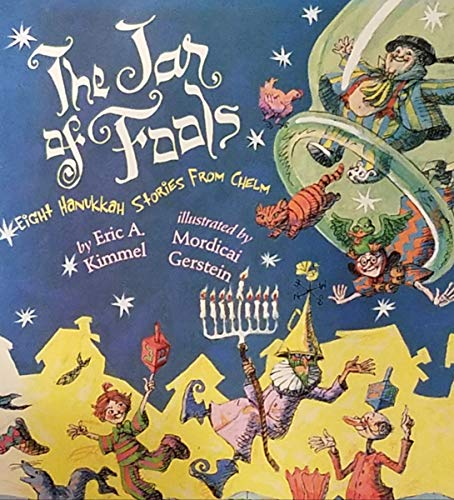 9780439329309: The Jar of Fools: Eight Hanukkah Stories From Chelm