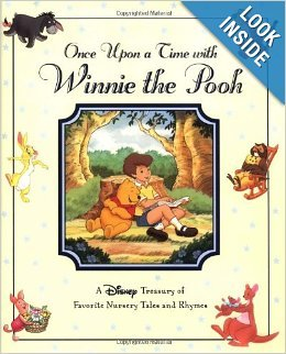 9780439329507: Once Upon a Time with Winnie the Pooh
