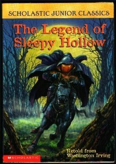 Scholastic Junior Classics: The Legend of Sleepy: Washington Irving