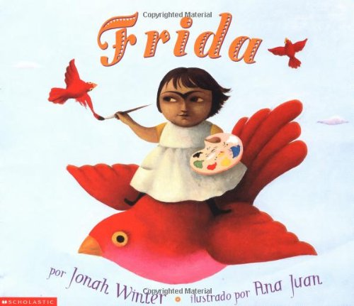 9780439331180: Frida: (Spanish Language Edition)