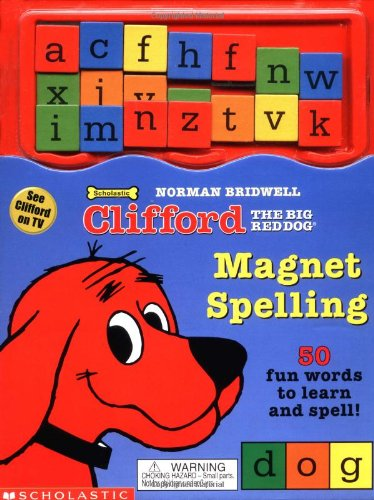 9780439332439: Magnet Spelling (Clifford)