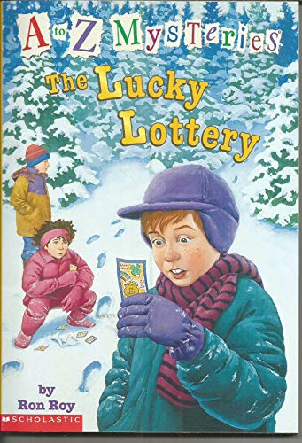 9780439332934: The Lucky Lottery (A to Z mysteries)