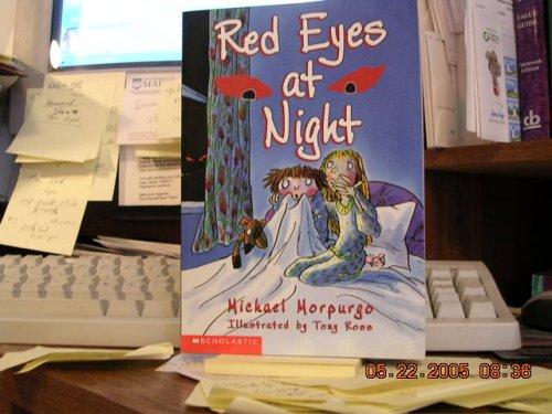 9780439334754: Red Eyes At Night