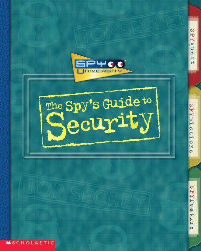 9780439336451: The Spy's Guide to Security