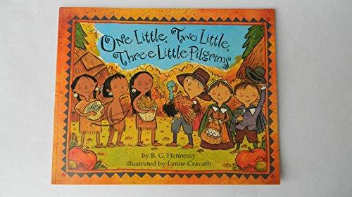 9780439336734: One Little, Two Little, Three Little Pilgrims