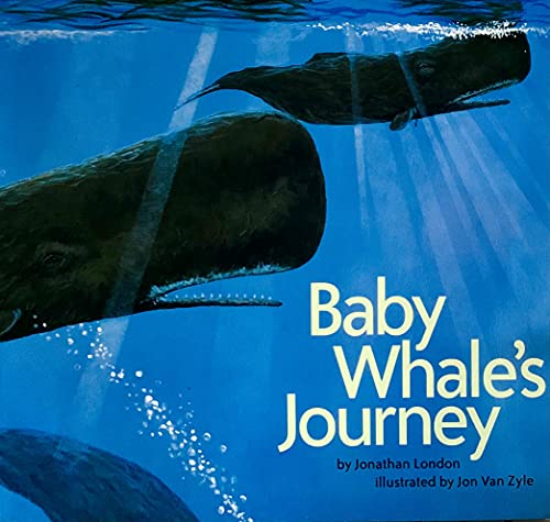 9780439336758: Baby Whale's Journey