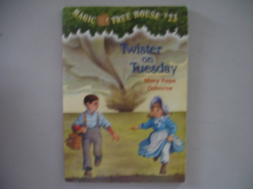 9780439336840: Magic Tree House 23: Twister on Tuesday