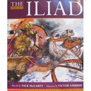 9780439337946: the Iliad