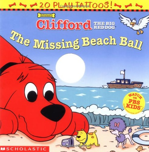 9780439337991: Clifford: The Missing Beach Ball