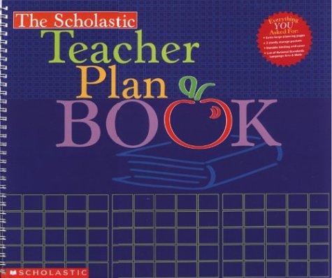 9780439338141: The Scholastic Teacher Plan Book