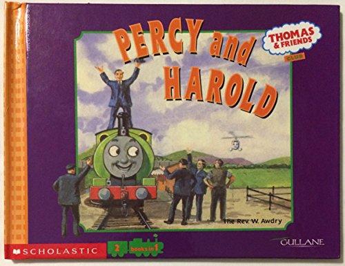 9780439338363: Thomas & Friends: Percy Runs Away / Percy and Harold