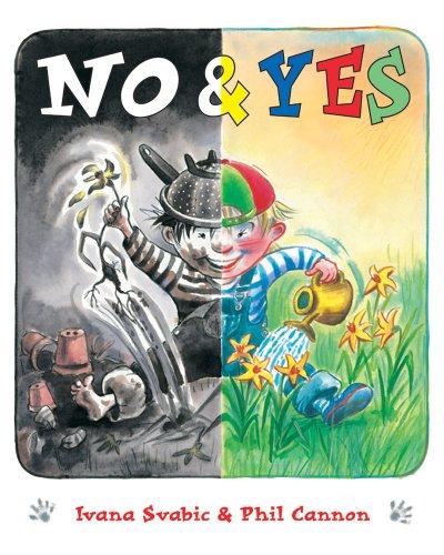 No & Yes!: Ivana Svabic