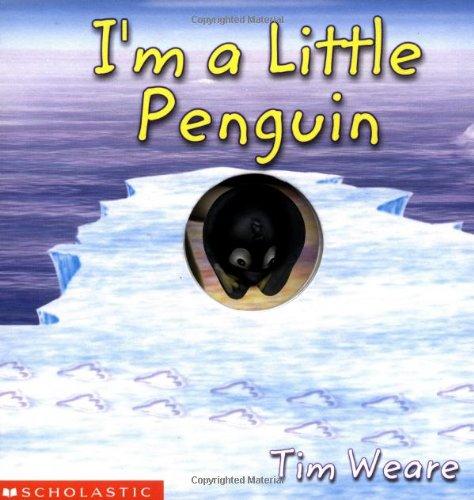 9780439338684: I'm a Little Penguin: a Finger Puppet Pal