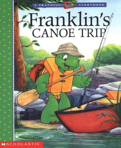 9780439338776: Franklin's Canoe Trip