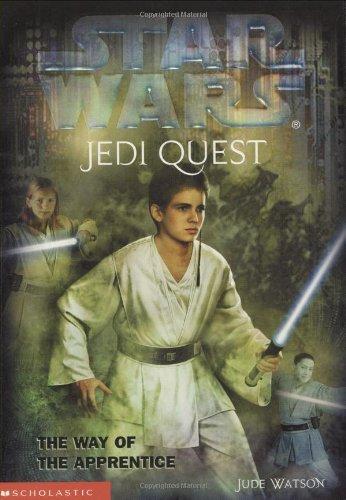 9780439339179: Star Wars: Jedi Quest: The Way of the Apprentice: Jedi Quest #01: The Way Of The Apprentice