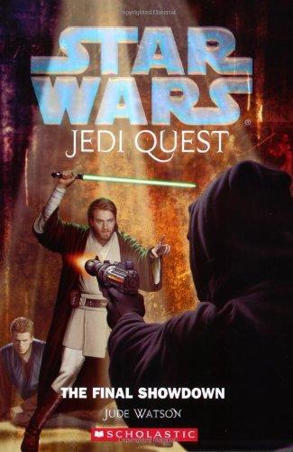 Star Wars Jedi Quest: The Final Showdown No. 10