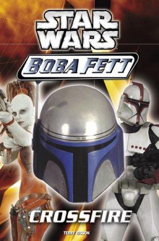 9780439339285: Crossfire (Star Wars: Boba Fett, Book 2)