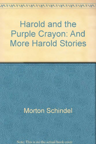 9780439339919: Harold and the Purple Crayon: And More Harold Stories (Scholastic Video Collection)