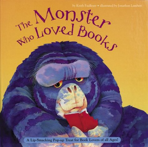 9780439340991: The Monster Who Loved Books
