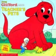 9780439341172: Teacher's Pets (Clifford the Big Red Dog)
