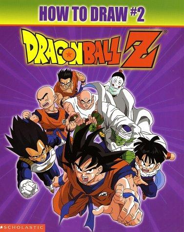 Dragonball Z : How To Draw #2: B.S. Watson