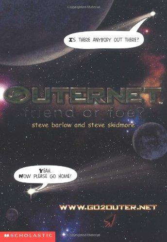 9780439343510: Friend or Foe? (Outernet #1)