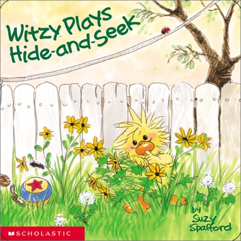 9780439343589: Witzy Plays Hide and Seek (Little Suzy's Zoo)