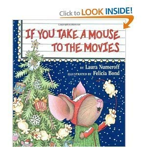 9780439343657: If You Take a Mouse to the Movies (Scholastic Big Book)