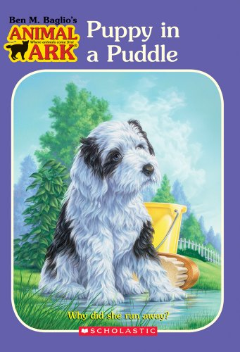 9780439343893: Puppy in a Puddle (Animal Ark Series #28)