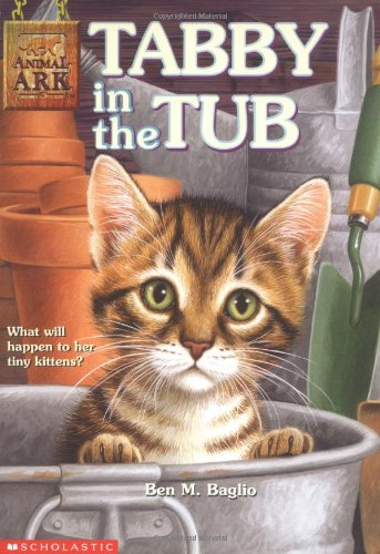9780439343909: Tabby in the Tub (Animal Ark: Apple Series)
