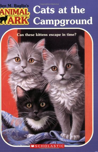 9780439343930: Cats at the Campground (Animal Ark Series #32)