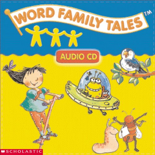 9780439344104: Word Family Tales Audio CD