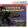 9780439344173: Can Snakes Crawl Backward? Questions and Answers About Reptiles (Scholastic Question and Answer Series)