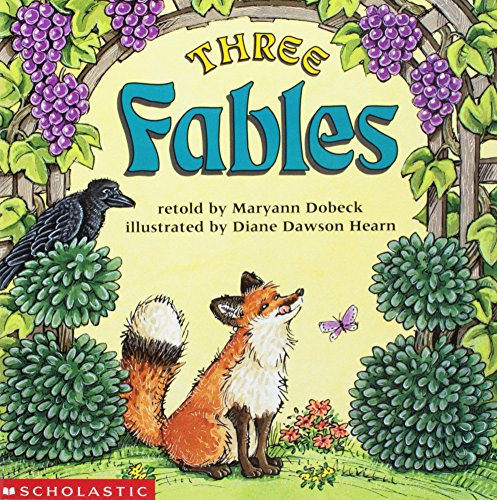 9780439350754: Three Fables