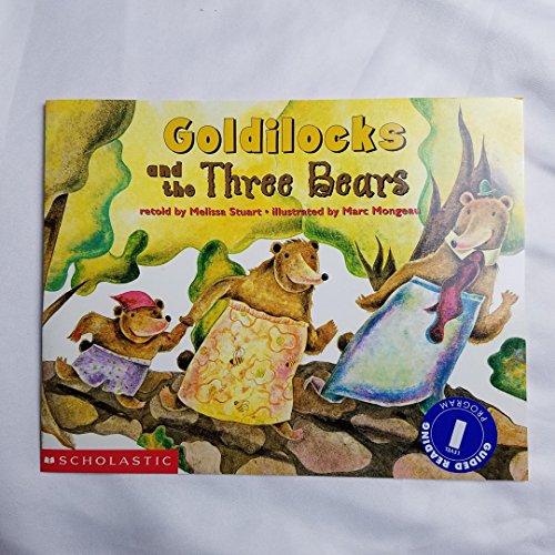 9780439350891: Goldilocks and the Three Bears