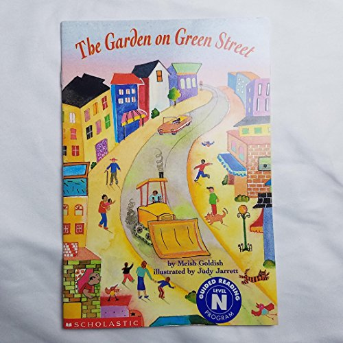 9780439351270: The garden on Green Street