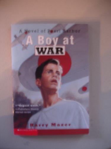 9780439352079: Boy at War: A Novel of Pearl Harbor