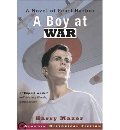 9780439352079: A Boy at War: A Novel of Pearl Harbor
