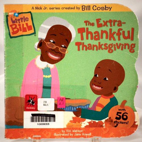 Little Bill: Extra Thankful Thanksgiving