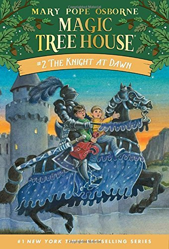 9780439355582: The knight at dawn (Magic tree house)