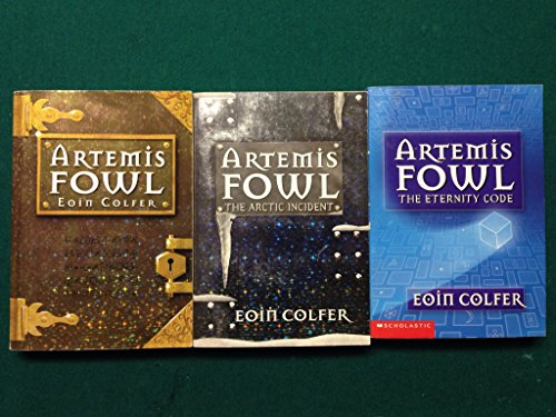 9780439356008: ARTEMIS FOWL (ARTEMIS FOWL NO 1) Edition: first